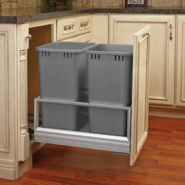 Rev A Shelf Rv 50 17 52 Silver 50qt Replacement Waste