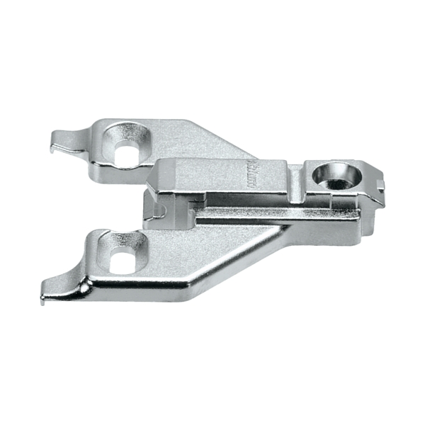 Blum 175L6630.22 3mm Off-Center Face Frame Adapter Plate | Siggia ...