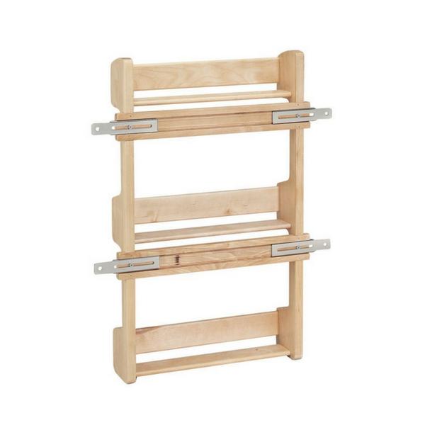 rev a shelf 4sr 13 1 2 w door storage organizer siggia. Black Bedroom Furniture Sets. Home Design Ideas