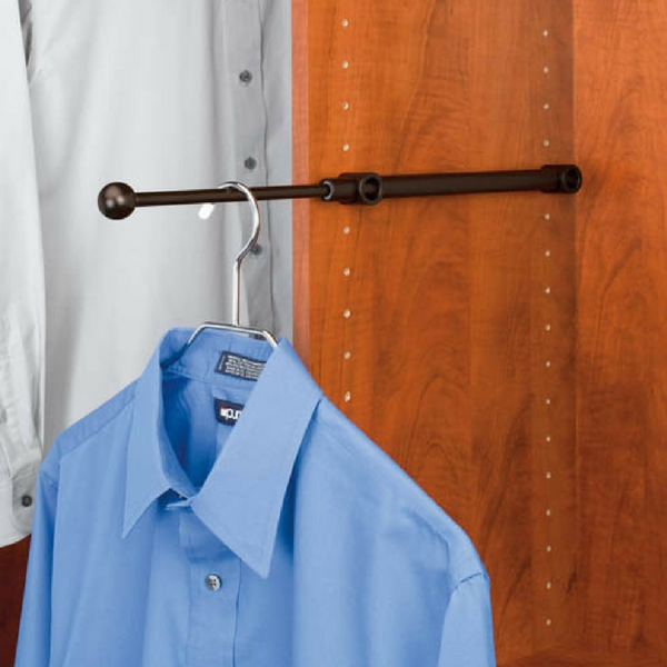 Attrayant Rev A Shelf CVR 14u2033D Oil Rubbed Bronze Closet Valet Rod | Siggia Hardware