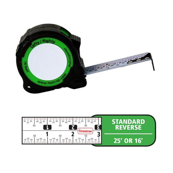 Fastcap pssr 16 procarpenter tape measure 16 standardreverse fastcap pssr 25 aloadofball Images