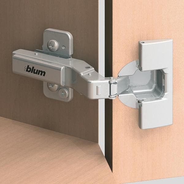 Blum Hinge Arm Cover Cap White Siggia Hardware