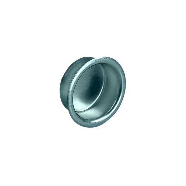 Knape & Vogt 803X 3/8″ Depth Flush Finger Pull – Nickel ...