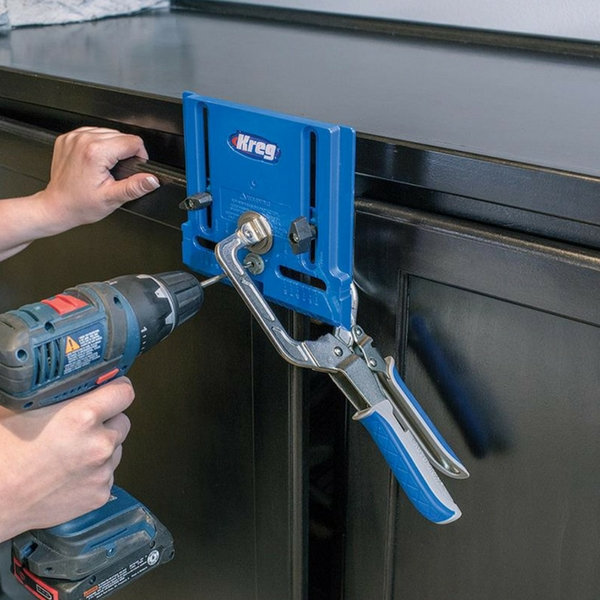 Kreg Tool Cabinet Hardware Jig | Siggia Hardware