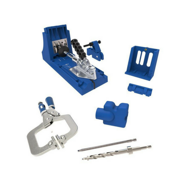 Kreg Tool Jig K4 Master System With Accessories Siggia