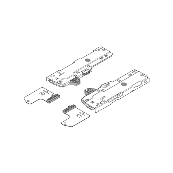 Blum S1 Tip On Blumotion Set For Movento Siggia Hardware
